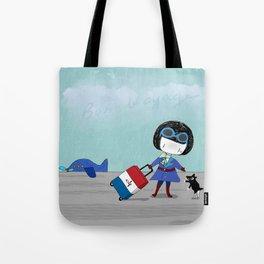 Bluey's Trois Couleurs Tote Bag