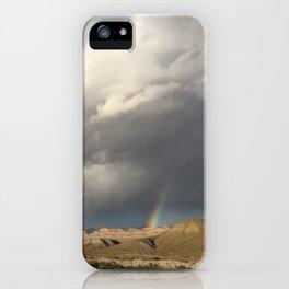 The Western Rainbow iPhone Case
