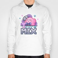 kirby Hoodies featuring Kirby Mix by likelikes
