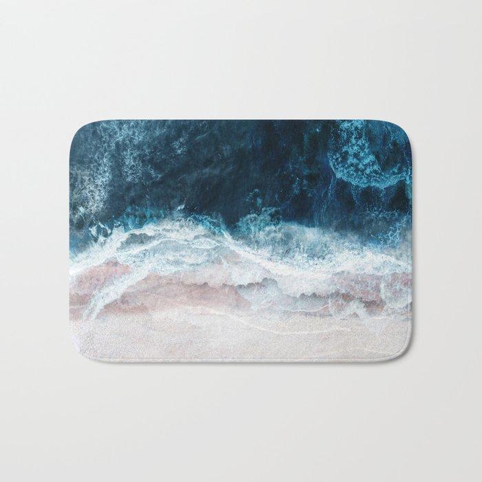 Blue Sea II Badematte