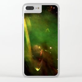 Protostar HH-34 in Orion Clear iPhone Case