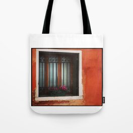 A Window in Italy Tote Bag