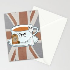 Tea fury Stationery Cards