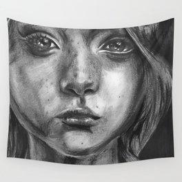 Hush Wall Tapestry