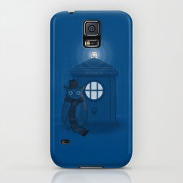 Dr Who Who? iPhone Case