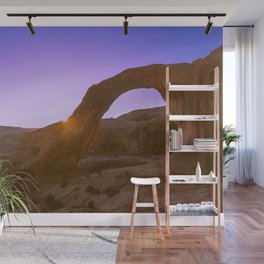 Goodnight Arch Wall Mural
