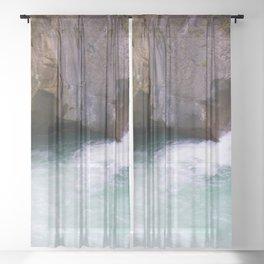 Watering Hole Sheer Curtain
