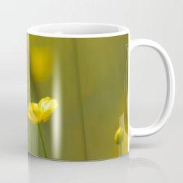 Yellow flowers 3 Coffee Mug