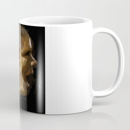 Shouting man Coffee Mug