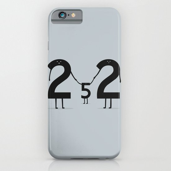 2 + 2 = 5 iPhone & iPod Case