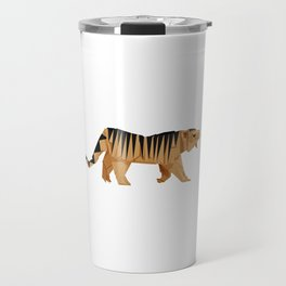 Origami Tiger Travel Mug