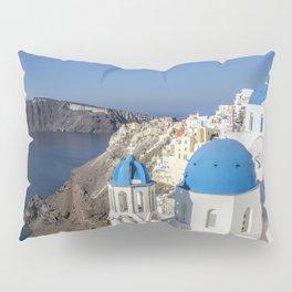 Oia, Santorini Pillow Sham