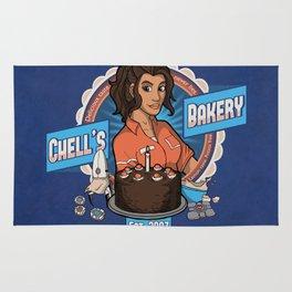 Chell's Bakery Rug