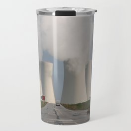 Nuclear powerplant Travel Mug