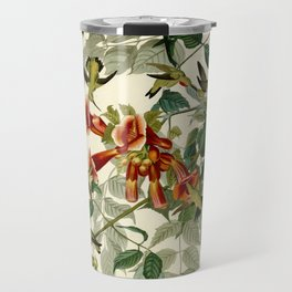 Ruby-throated Humming Bird Travel Mug