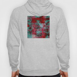 Flowering branch Hoody