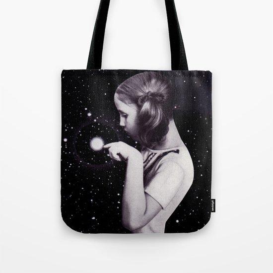 stars are delicate Tote Bag