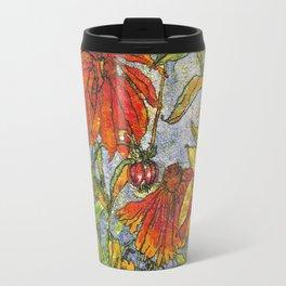 Wild Garden Travel Mug