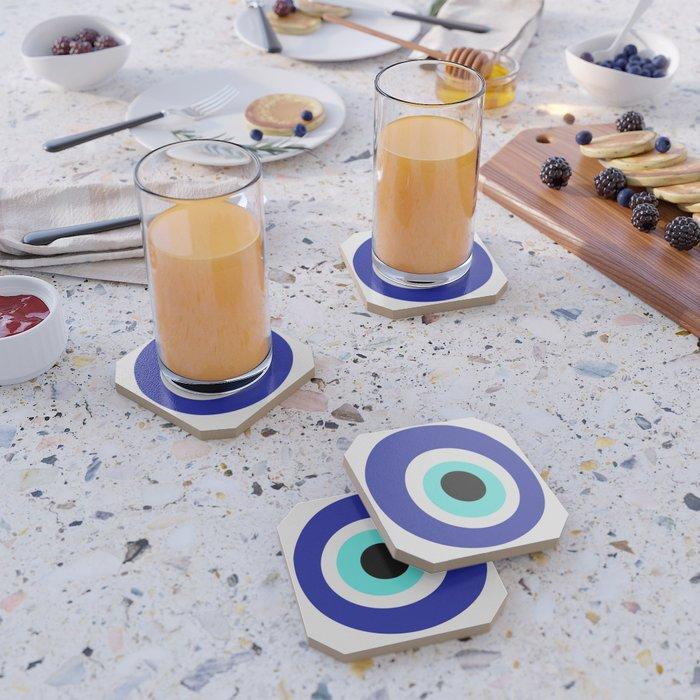 Blue Eye Coaster