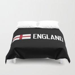 England: English Flag Duvet Cover