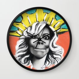 How You Booin'? - Wendy Williams Wall Clock