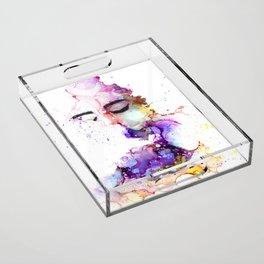 Weird Fishes Acrylic Tray
