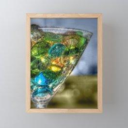 Cheers Framed Mini Art Print