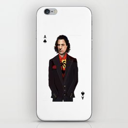 Ace Cady iPhone Skin