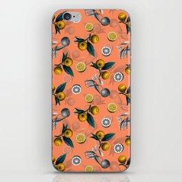 Unfinished Lemons iPhone Skin