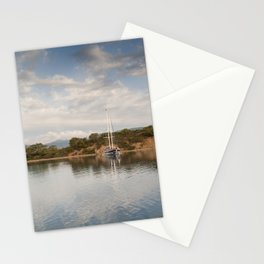 Sailing the Mediterranean 03 Stationery Cards