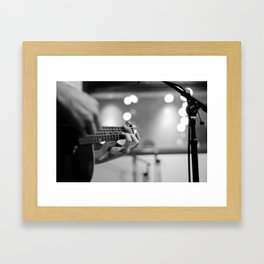 pearlygate (one) Framed Art Print