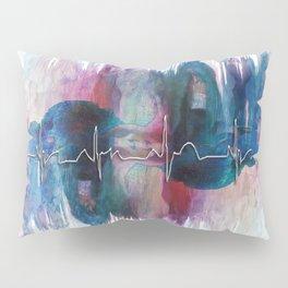 Heartbeat Drama Pillow Sham
