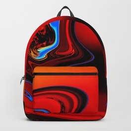 Clear Expression Backpack