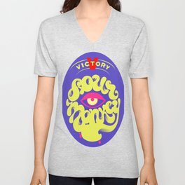 Sour Monkey Unisex V-Neck