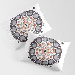 STUDIO GHIBLI MANDALA Pillow Sham