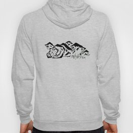 Sleepy Bear Mountain Hoody