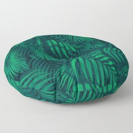 Primeval GREEN Floor Pillow