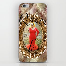 Queer as in Fuck You - Divine iPhone Skin