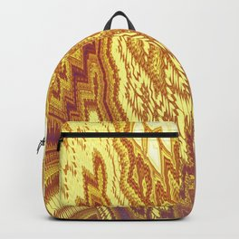 Fractal Abstract 49 Backpack