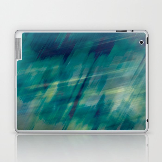 Submerge Aqua Laptop & iPad Skin