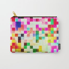 GROWN UP PIXELS Carry-All Pouch