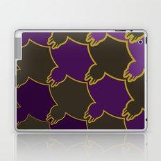 Fata Morgana tilted Laptop & iPad Skin