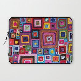 cozy crochet  Laptop Sleeve