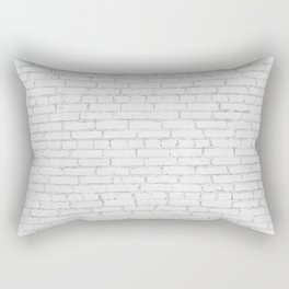 Brick Wall Rectangular Pillow