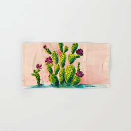 The Cactus Patch Hand & Bath Towel
