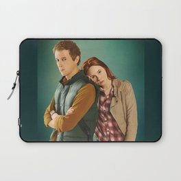 Doctor Who - Rory and Amy Laptop Sleeve