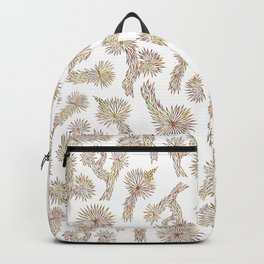 Joshua Tree Bricks by CREYES Backpack