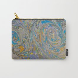Marble Print #16 Carry-All Pouch