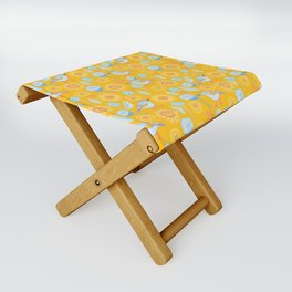Bird in the Bush Folding Stool