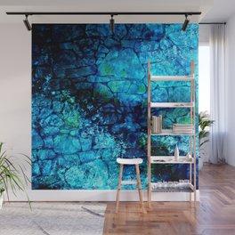 The Ocean Floor Wall Mural